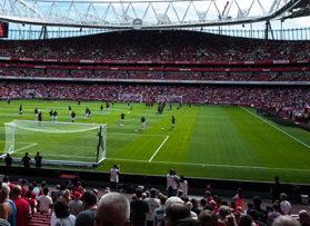 Voetbalreizen Recensie Arsenal - Mevrouw Hazendonk