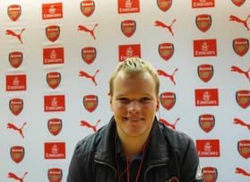 Voetbalreizen Recensie Arsenal - Meneer Goudsmit