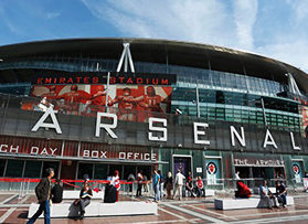 Voetbalreizen Recensie Arsenal - Meneer van Wingerden
