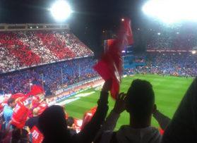Voetbalreizen Recensie Atletico Madrid - Meneer Kloostra