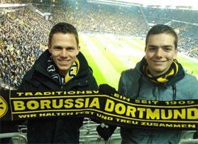 Voetbalreizen Recensie Borussia Dortmund - Meneer van Traa