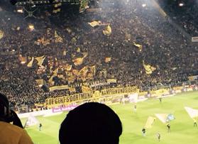 Voetbalreizen Recensie Borussia Dortmund - Meneer van Bakel