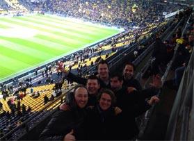 Voetbalreizen Recensie Borussia Dortmund - Meneer Vullings