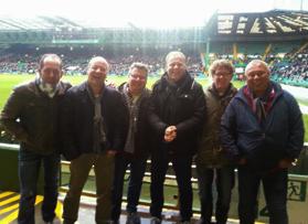 Voetbalreizen Recensie Celtic - Meneer van Berkel