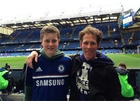 Voetbalreizen Recensie Chelsea FC - Meneer van der Ven