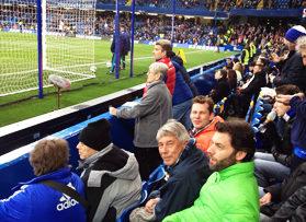 Voetbalreizen Recensie Chelsea FC - Meneer van Ark
