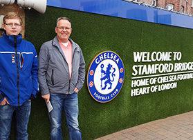 Voetbalreizen Recensie Chelsea FC - Meneer Geerdink