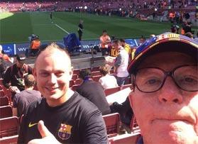 Voetbalreizen Recensie FC Barcelona - Meneer Verbeek