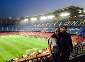 Voetbalreizen Recensie FC Barcelona - Meneer van Tongeren
