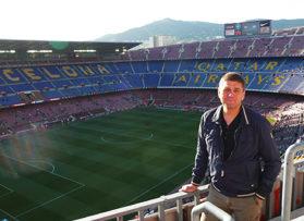 Voetbalreizen Recensie FC Barcelona - Meneer Sebregts