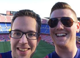Voetbalreizen Recensie FC Barcelona - Meneer van Strien