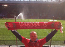 Voetbalreizen Recensie Liverpool FC - Meneer Seton