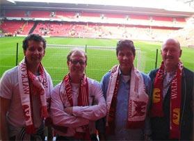 Voetbalreizen Recensie Liverpool FC - Meneer Frijters