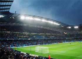 Voetbalreizen Recensie Manchester City - Meneer van Acker