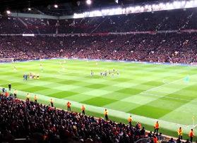 Voetbalreizen Recensie Manchester United - Meneer Roggeveen