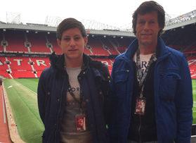 Voetbalreizen Recensie Manchester United - Meneer Benedictus
