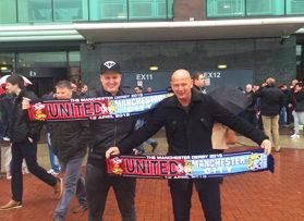 Voetbalreizen Recensie Manchester United - Meneer Meinders