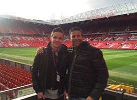 Voetbalreizen Recensie Manchester United - Meneer Nafzger