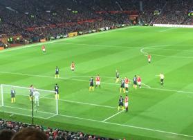 Voetbalreizen Recensie Manchester United - Meneer Weerdenburg