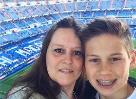 Voetbalreizen Recensie Real Madrid CF - Mevrouw Schoenaers