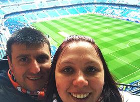Voetbalreizen Recensie Real Madrid CF - Mevrouw Smets