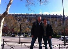 Voetbalreizen Recensie Real Madrid CF - Meneer Takx