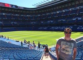 Voetbalreizen Recensie Real Madrid CF - Meneer Verwijmeren