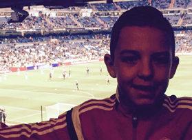 Voetbalreizen Recensie Real Madrid CF - Meneer de Graaf