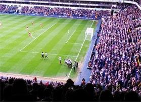 Voetbalreizen Recensie Tottenham Hotspur - Meneer Nijenhuis