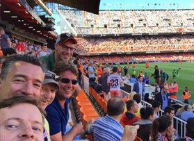 Voetbalreizen Recensie Valencia CF - Meneer de Wit